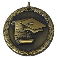 Laurel50 Academic Medal</br>AM193G